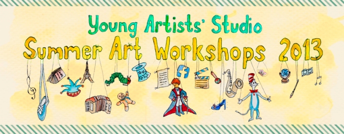 YAS Summer Art Workshop 2013 Philippines
