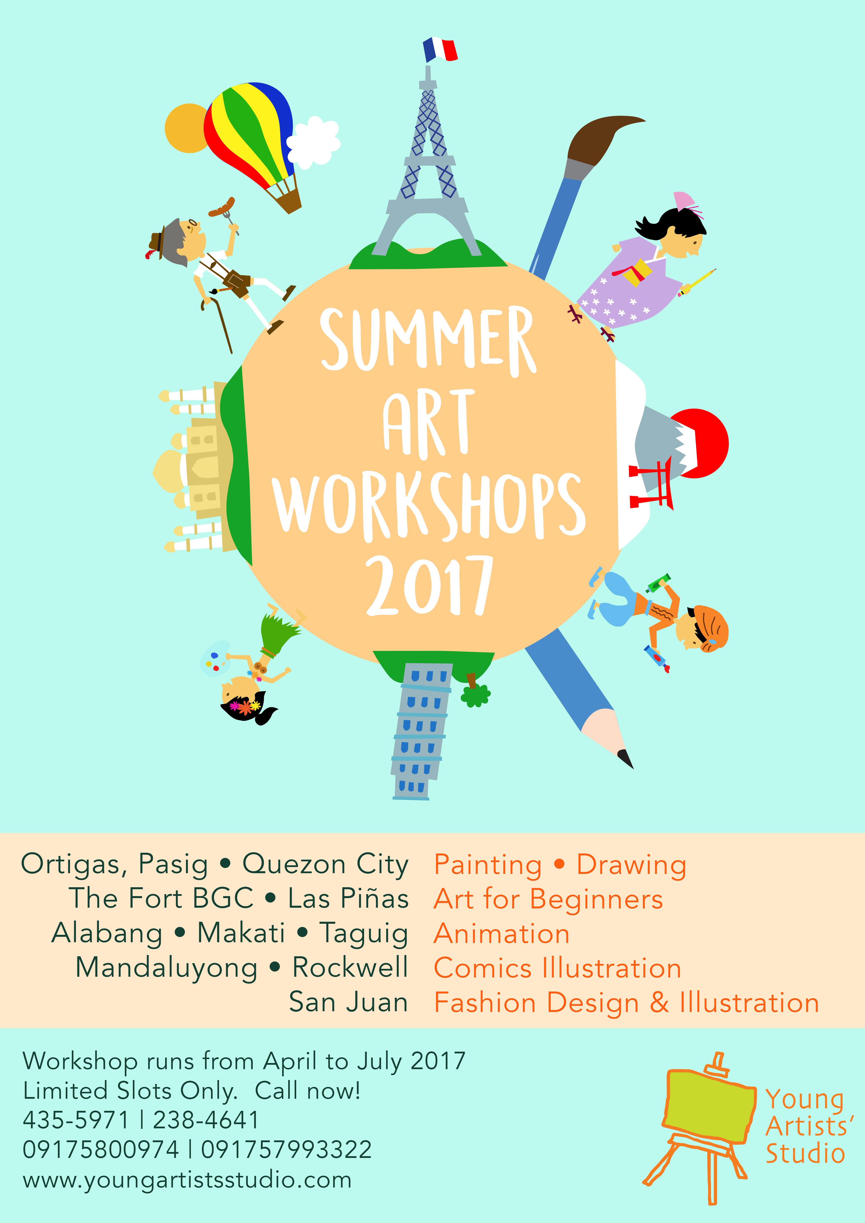 Poster design workshop - Full Size 3508 4961