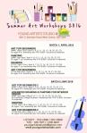 YAS Summer Schedule 2016i-study