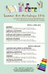 YAS Summer Schedule 2016 UPKatipunan