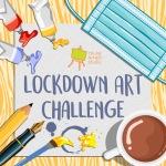 Lockdown Art Challenge_Poster_01