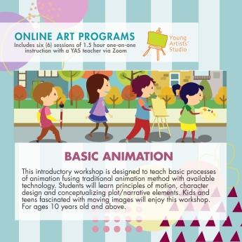 Online Art Programs_Basic Animation