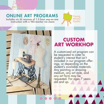Online Art Programs_Costum Art