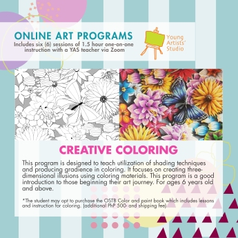 Online Art Programs_Creative Coloring