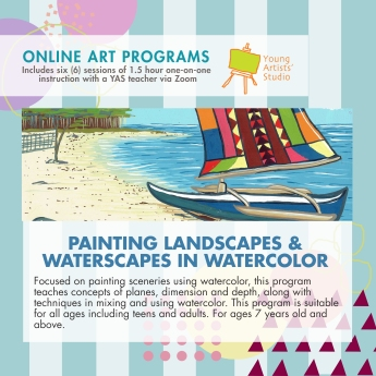 Online Art Programs_Painting Landscapes