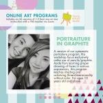 Online Art Programs_Portrait Graphite