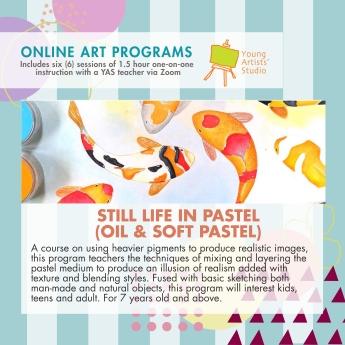 Online Art Programs_Still Life Pastel