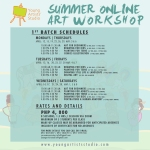 YAS SUMMER 2021 IG Poster – APRIL – MAYSchedules