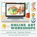 YAS Online ArtWorkshops
